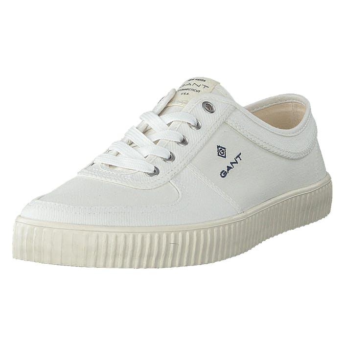 Gant Tellus G20 Off White, Herr, Shoes, vit, EU 44