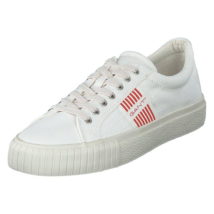 Gant Faircourt Sneaker G20 - Off White, Herr, Shoes, vit, EU 45