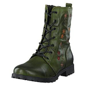 Emma 495-1030 Warm Lining Green, Shoes, grön, EU 37