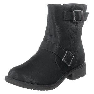 Duffy 86-11006 Black, Dam, Skor, Kängor och Boots, Svart, EU 36