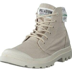 Palladium Pampa Hi Organic Sahara, Skor, Kängor och Boots, Kängor, Beige, Brun, Unisex, 39