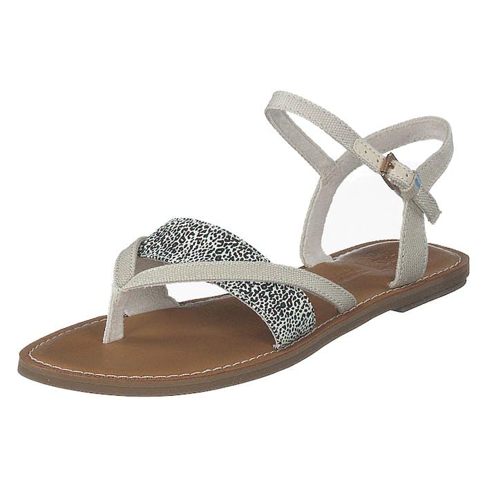 Toms Nat Shimmer Cvs/leo Wm Lexie S Natural, Dam, Shoes, beige, EU 37