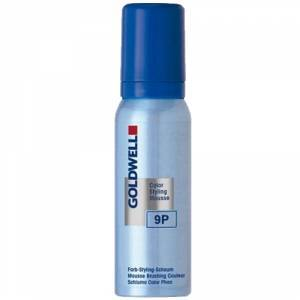 Goldwell Color Styling Mousse 9P Pärlsilver 75ml