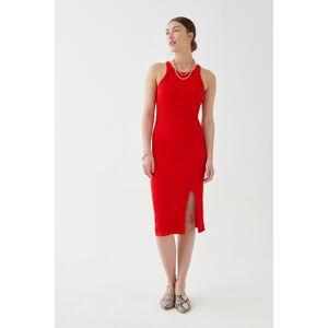 Gina Tricot Yonna rib dress