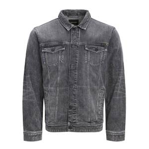 JACK & JONES Junior Jeansjacka Man Svart