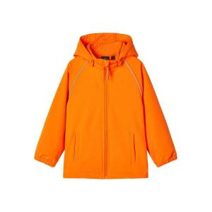 NAME IT Alfa Magiskt Tryck - Softshell-jacka Man Orange