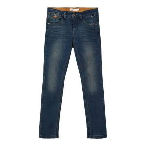 NAME IT Slim Fit Jeans Man Blå