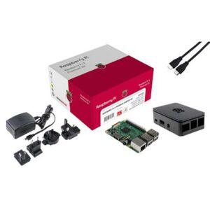 Raspberry Pi 3 Model B+ Premium Kit Enkortsdator