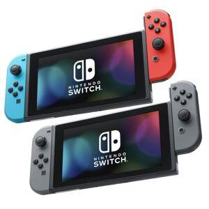 """Nintendo Switch (2019) Spelkonsol 6,2"""" Röd/Blå"""