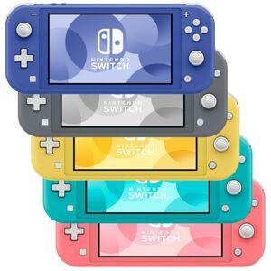 "Nintendo Switch Lite Spelkonsol 5,5"" Grå"