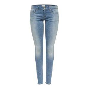 ONLY Onlcoral Sl Skinny Fit-jeans Kvinna Blå
