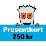 Presentkort 250 kr