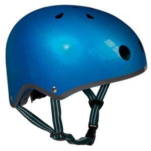Barnhjälm Micro Dark Blue S