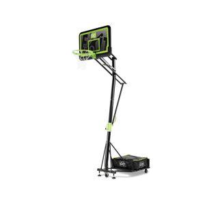 EXIT basketkorg  Galaxy portable on wheels - black edition