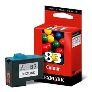 Lexmark 83HC Bläckpatron 3-färg, 29 ml