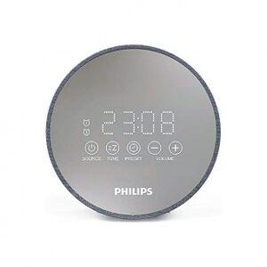 Philips Klockradio Philips TADR402 / 12 FM Grå