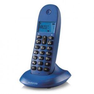 Motorola Trådlös telefon Motorola C1001 - Färg: Söt körsbär