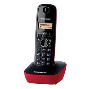 Panasonic Trådlös telefon Panasonic KX-TG1611SPR Röd