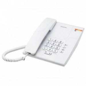 Alcatel Fast telefon Alcatel T180 Versatis White