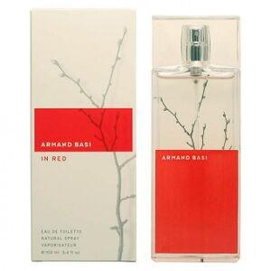 Kvinnors parfym i röd armand Basi EDT - Kapacitet: 100 ml