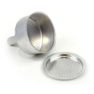 Filter för italiensk kaffebryggare Privilege Aluminium - Kapacitet: 9 koppar