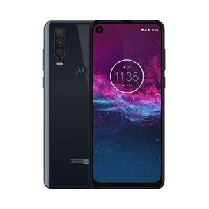 Motorola One Action Denim Blue