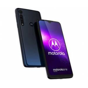 Motorola One Macro Space Blue