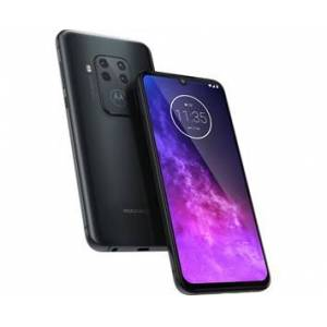 Motorola One Zoom Electric Gray