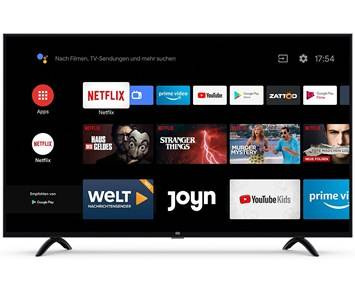 Xiaomi Mi LED-TV 4S 43 EU