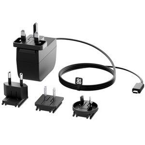Raspberry Power supply Pi 4 Model B 5.1V/3A Black