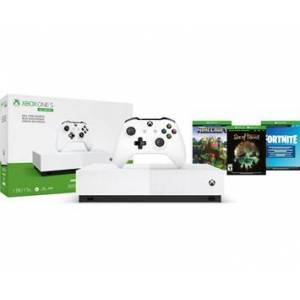 Microsoft Xbox One S All Digital Edition