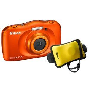 Nikon Coolpix W150 - Orange Holiday kit