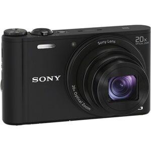 Sony DSC-WX350 - Black