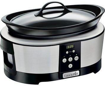 Crock-Pot 5,7L Timer