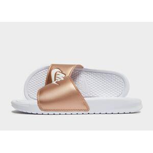 Nike Benassi Just Do It Slides Dam, Vit