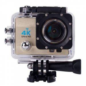 WiFi Wireless Motion Camera 1080P Ultra HD Action Cam 170 Degree Wide Angle Sports Camera with CMOS Sensor