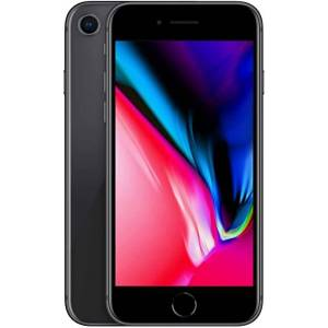 Apple iPhone 8 64GB Svart/Grå