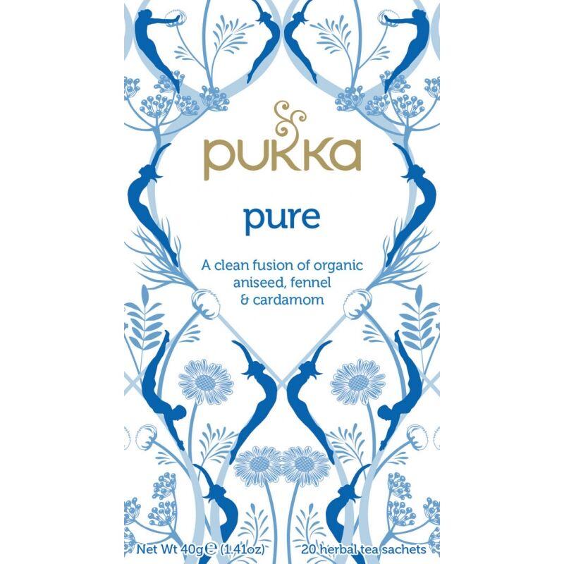 Pukka Pure Tea EKO 20 påsar The
