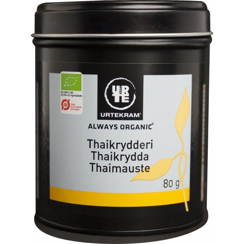 Urtekram Thaikrydda EKO 80 g Krydda