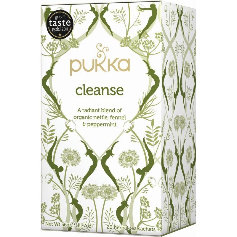 Pukka Cleanse Tea EKO 20 påsar The