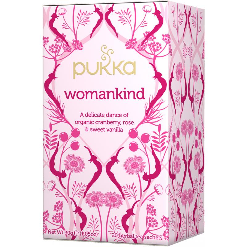 Pukka Womankind Tea EKO 20 påsar The