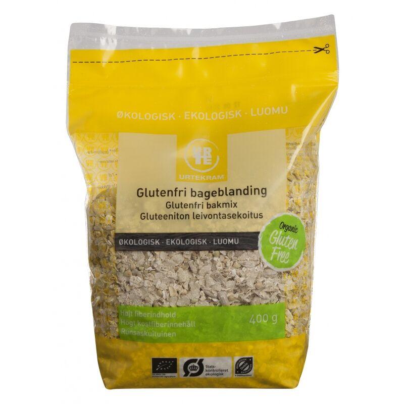 Urtekram Glutenfri Bakblandning EKO 400 g Bakning