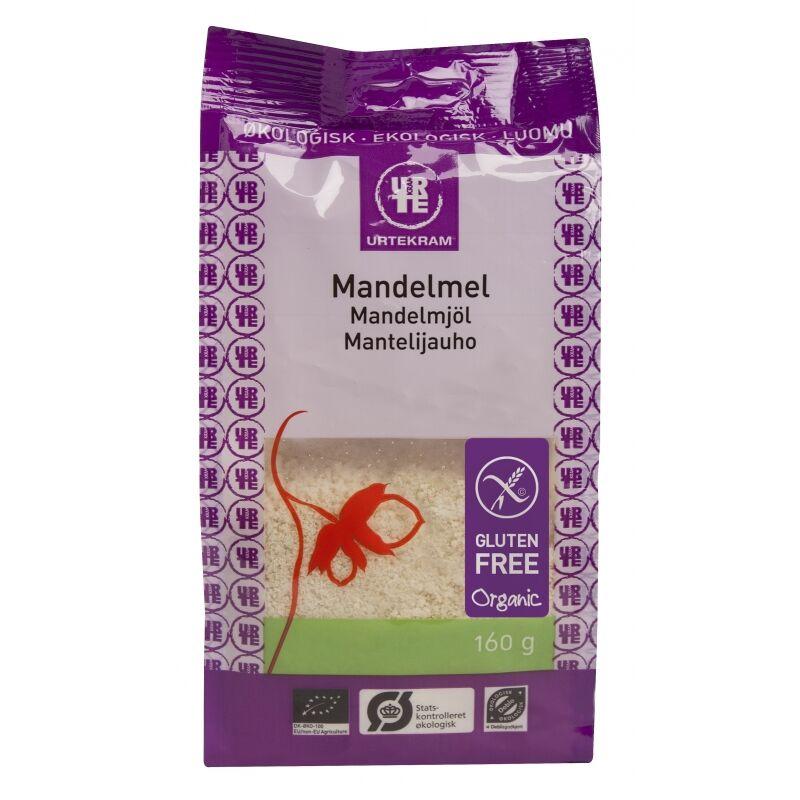 Urtekram Mandelmjöl EKO 160 g Bakning
