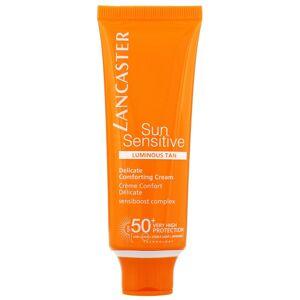 Lancaster Sun Sensitive Delicate Comforting Cream SPF50 50 ml Solkräm
