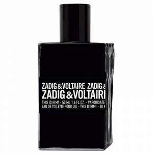 Zadig & Voltaire This Is Him! 50 ml Eau de Toilette
