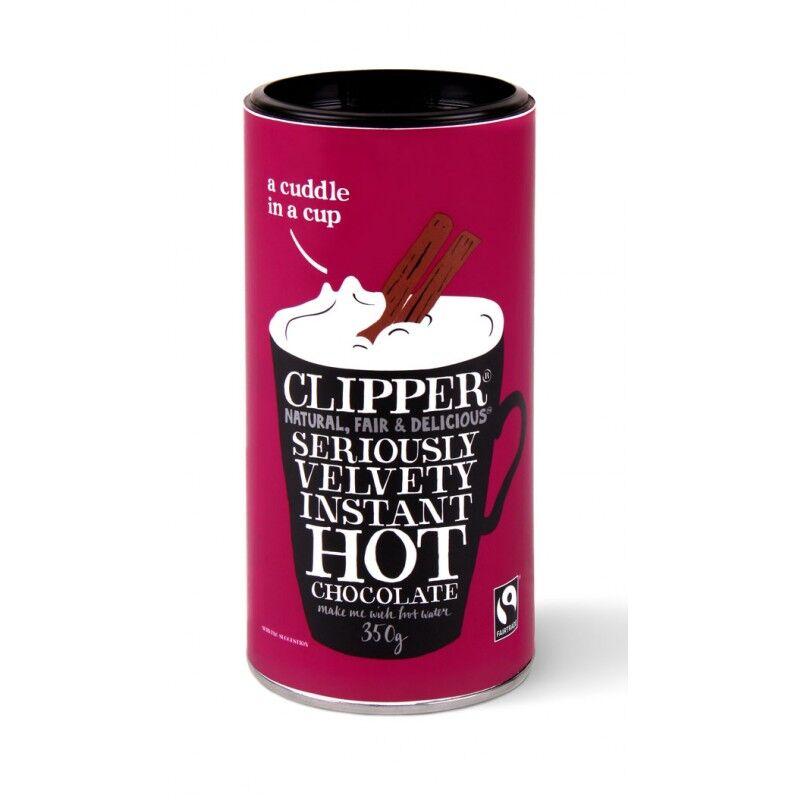 Clipper Instant Varm Kakaopulver Fairtrade 350 g Chokladpulver