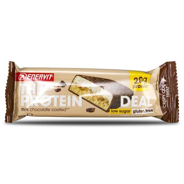 Enervit Protein Deal Protein Bar Cookie 1 st
