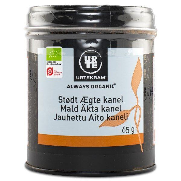 Urtekram Mald Äkta Kanel EKO 65 g
