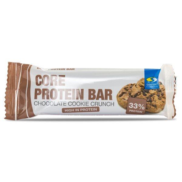 Svenskt Kosttillskott Core Protein Bar Chocolate Cookie Crunch 1 st