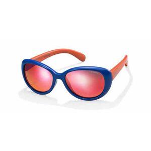 Polaroid PLD 8004/S Kids Polarized Solglasögon unisex Blue